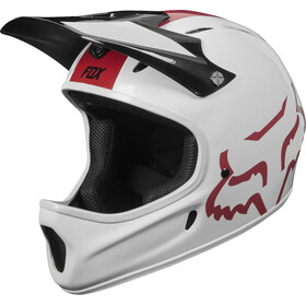 Fox Rampage Full Face Helmet Men white